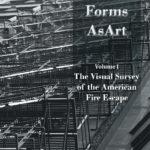 The American Fire Escape: A Visual Survey Cover
