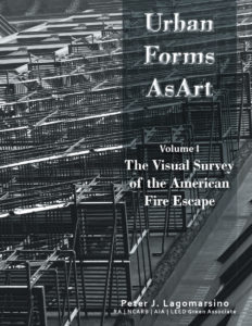 The American Fire Escape: A Visual Survey Cover